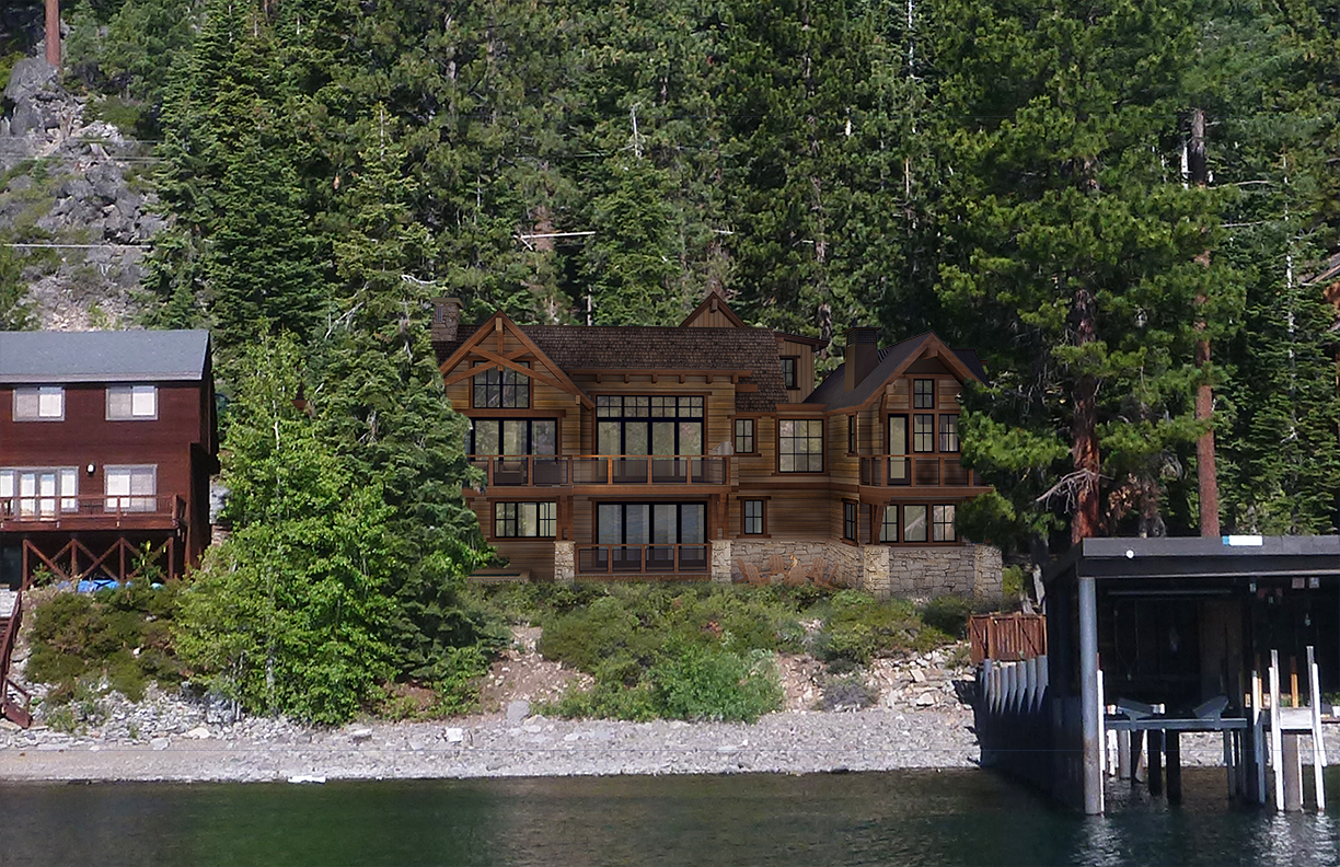 Lahontan homes for sale in lake tahoe lake tahoe truckee for Luxury lake tahoe homes for sale